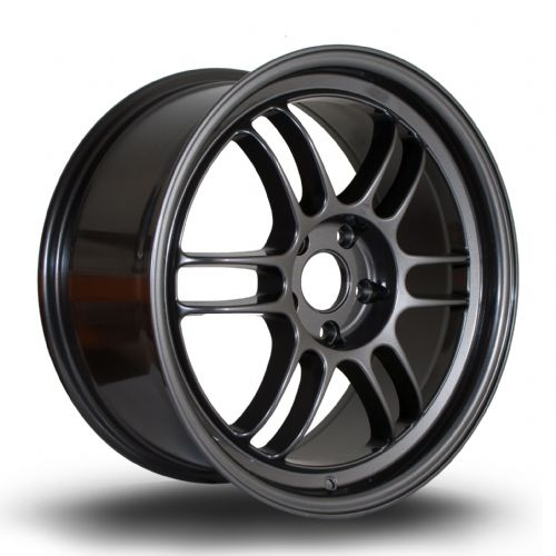 356 Wheels TFS3 18x8.5 ET44 5x114 Gun Metal